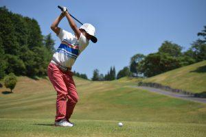ゴルフは腰痛に良い?