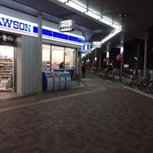 ローソン鶴舞駅前店